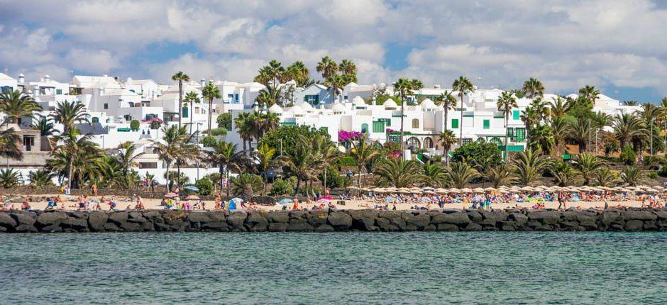Traslados do aeroporto de Lanzarote para Costa Teguise