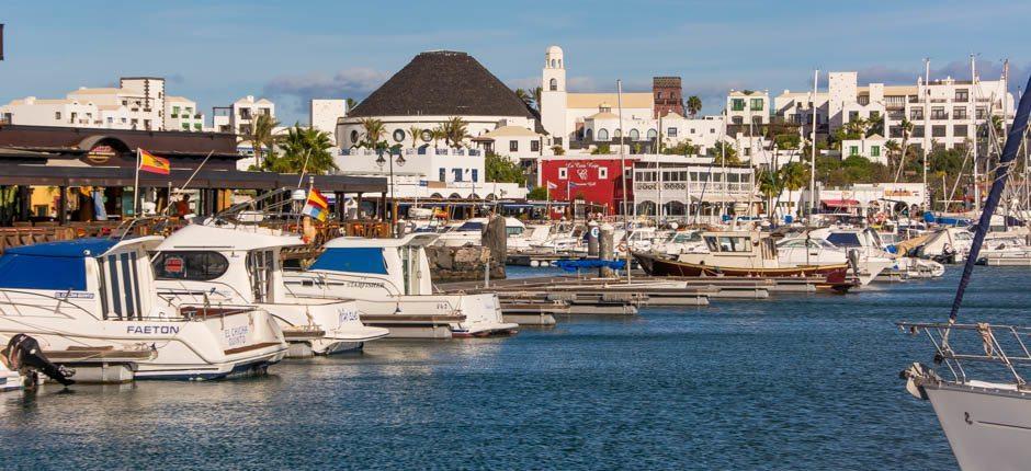 Traslados do aeroporto de Lanzarote para Playa Blanca